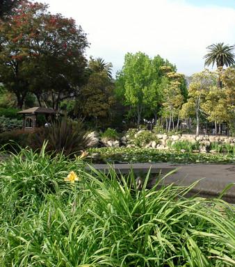 Santa Barbara Alice Keck Park
