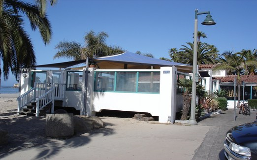 Santa Barbara's Shoreline Cafe
