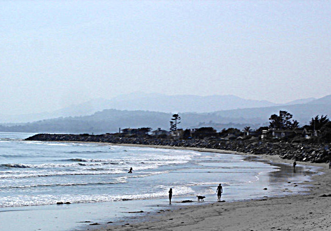Santa Barbara Beach Directions