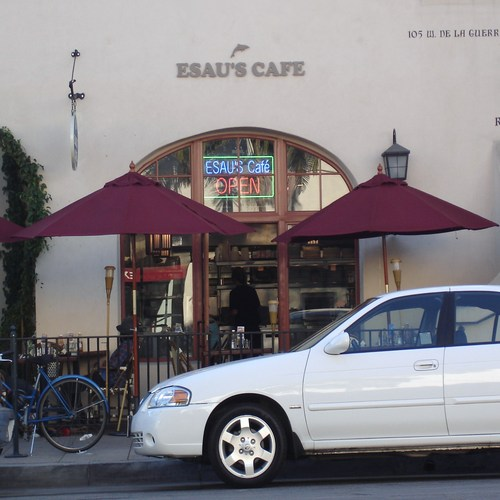 Esau's Cafe, Santa Barbara, California
