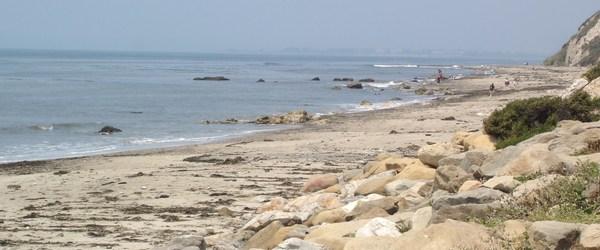 Hendry's Beach to Campus Point, Santa Barbara