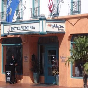 Holiday Inn, Hotel Virginia in Downtown Santa Barbara