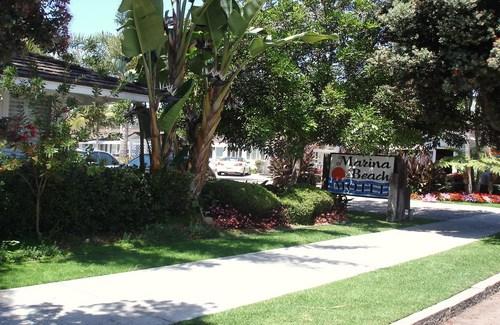 Marina Beach Motel, Santa Barbara