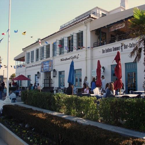 Maritime Museum, Santa Barbara, California