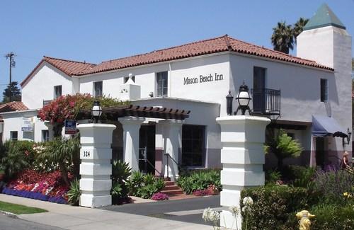 Mason Beach Hotel, Santa Barbara