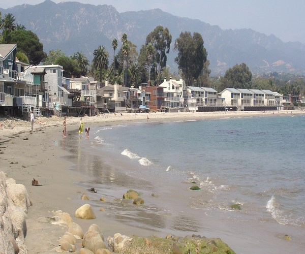 Miramar Beach Santa Barbara