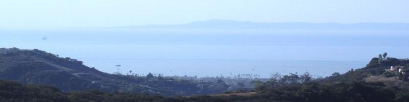 Santa Barbara Bike Ride Mountain Drive
