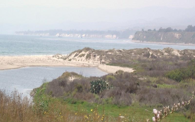 Coal Oil Point to Naples Beach, Santa Barbara