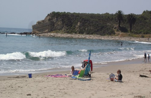 Refugio State Beach Campground Santa Barbara