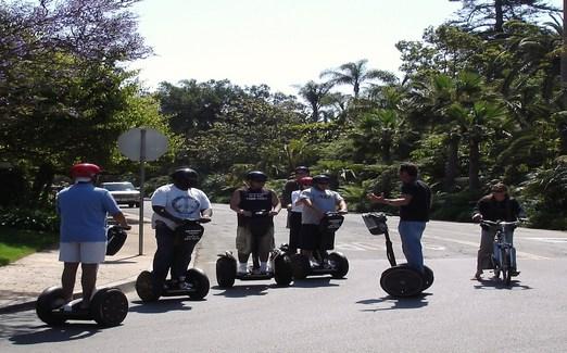 Santa Barbara Segway Tours