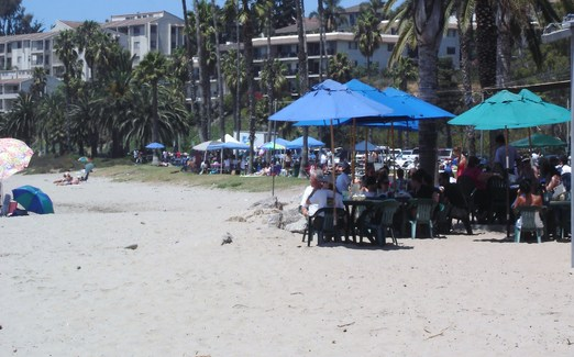Shoreline Cafe, Santa Barbara
