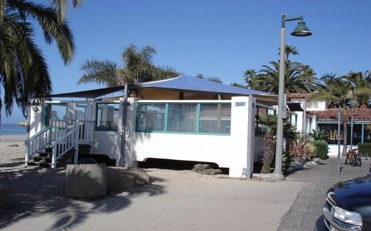Santa Barbara's Shoreline Cafe