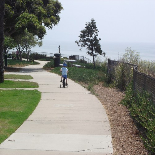 Santa Barbara Bike, Shoreline  Park