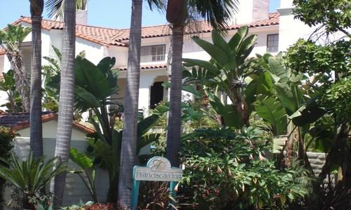 Franciscan Inn, Santa Barbara