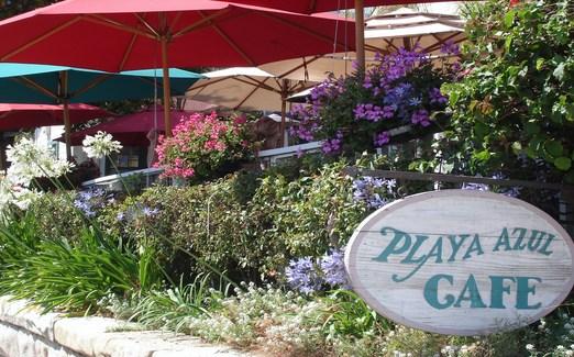 Playa Azul Restaurant, Santa Barbara