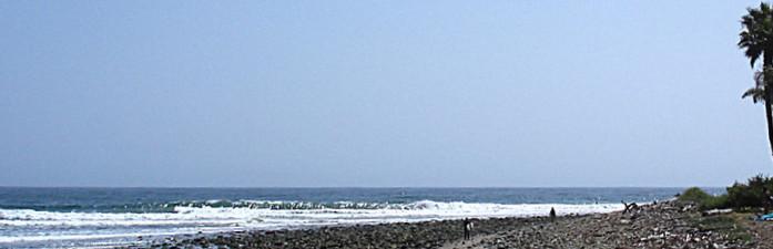Santa Barbara's Rincon Point