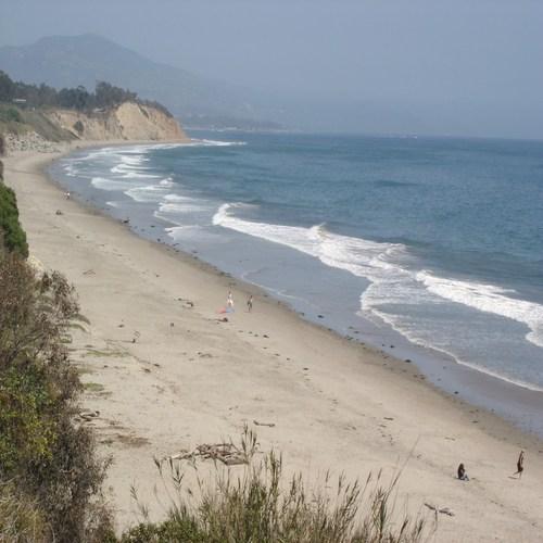 Summerland Beach, Santa Barbara
