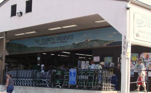 Tri County Produce, Santa Barbara