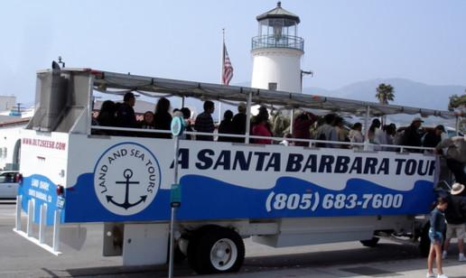 Santa Barbara Land Shark