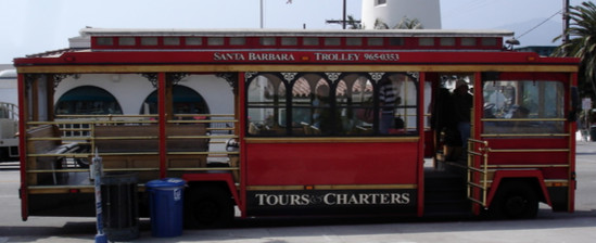 Santa Barbara Trolley Company